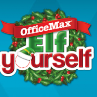 Office Max 2012 Elf Yourself Campaign