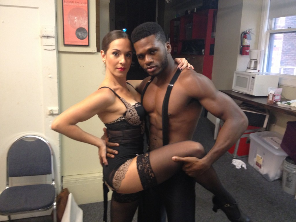 50 Shades! The Musical Dancers History and Carolina