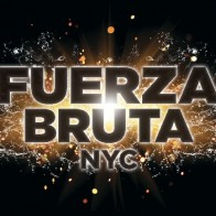 FUERZA BRUTA NYC